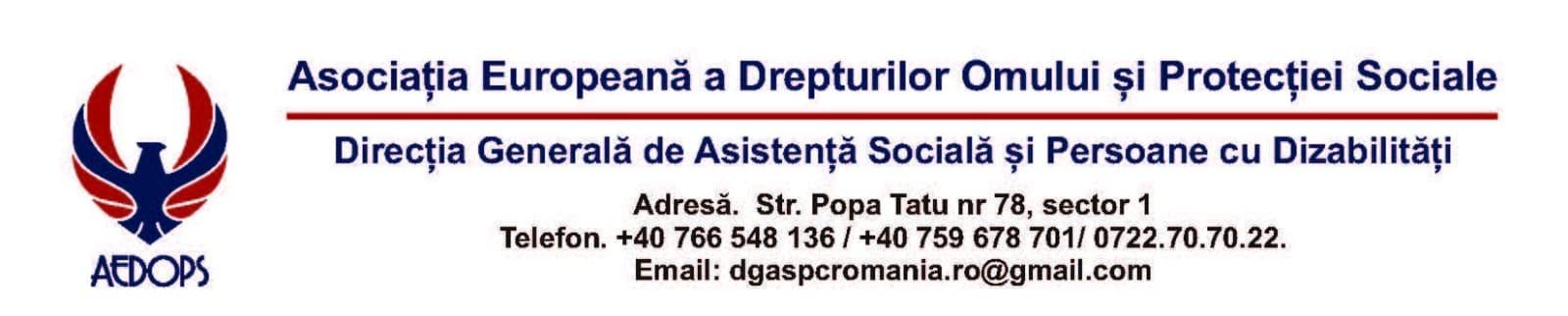 """DIRECȚIA GENERALĂ DE ASISTENȚĂ SOCIALĂ ȘI PERSOANE CU DIZABILITĂȚI ROMÂNIA LANSEAZĂ  Campania Umanitară """"Ajută-mă să Ajut"""" pentru Sinistrații din țară!"""